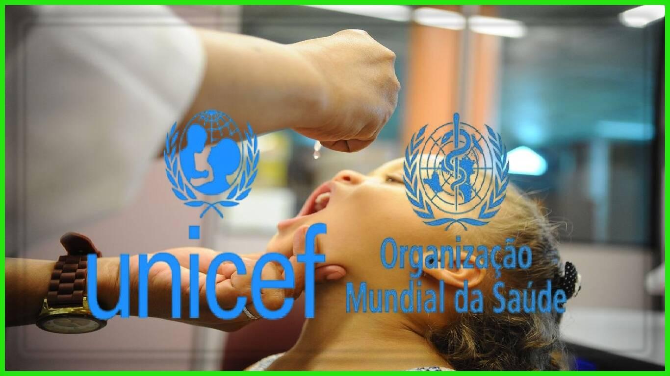 O impacto da imunização em todo mundo : vacina salva vidas!