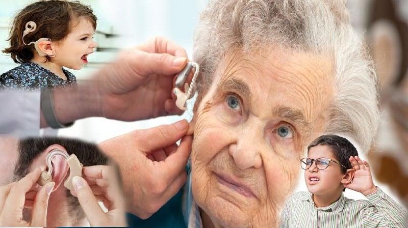 O que há para saber sobre surdez e perda auditiva? Um estudo completo