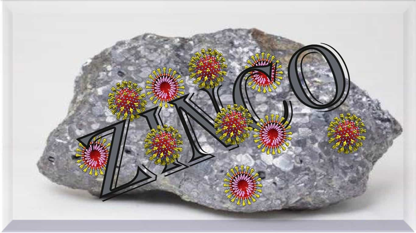 O zinco poderia proteger contra o COVID-19?