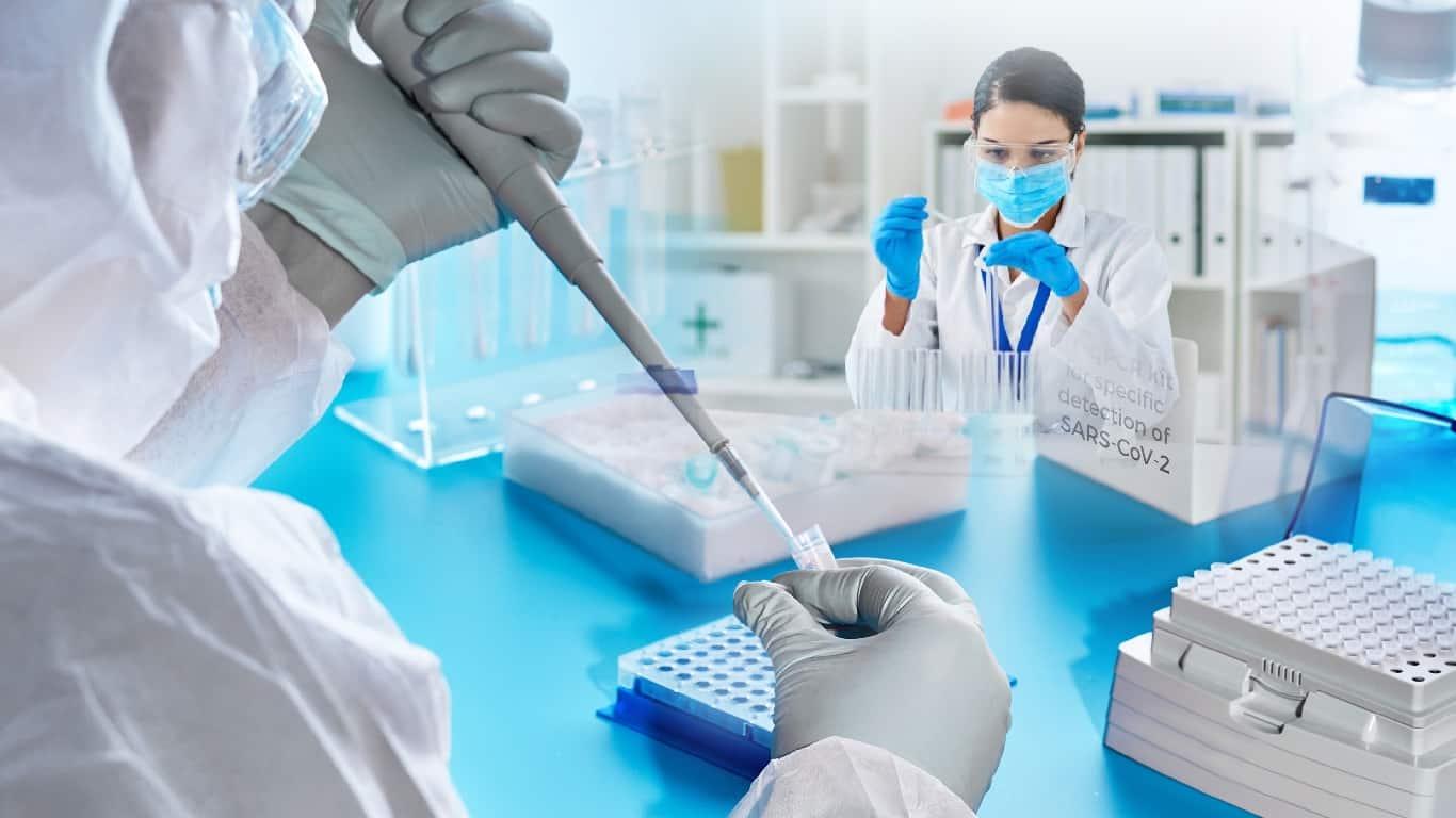 Os testes podem falhar em mais de 1 em cada 5 casos COVID-19