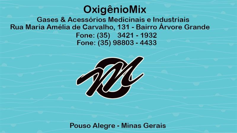 Oxigênio Mix -