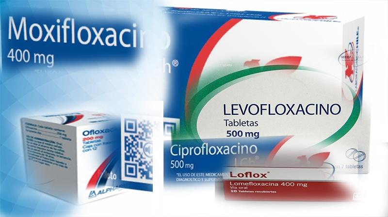 PRAC (Agência Europeia de Medicamentos) Recomenda Restrições à Fluoroquinolona, Quinolonas