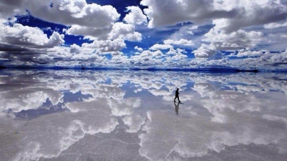 Andando sobre Nuvens