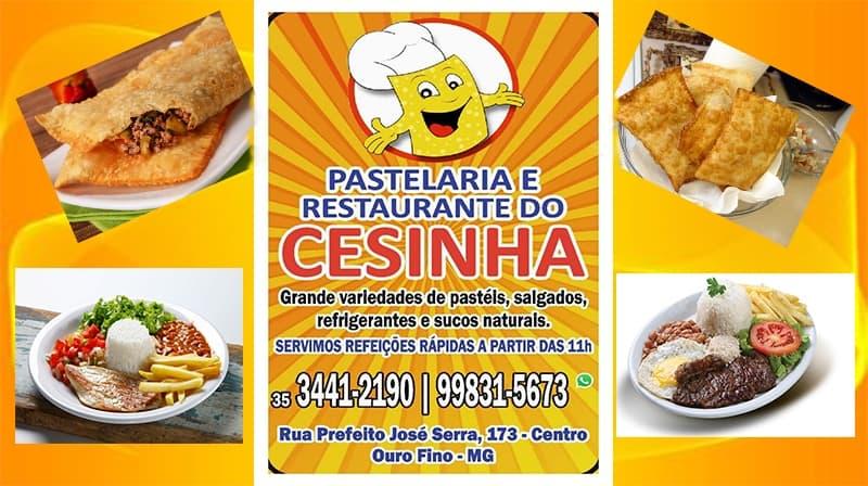 Pastelaria e Restaurante do Cesinha