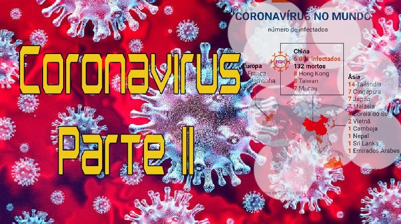 Perguntas e Respostas frequentes sobre coronavírus 2019 2019-nCoV - Parte II