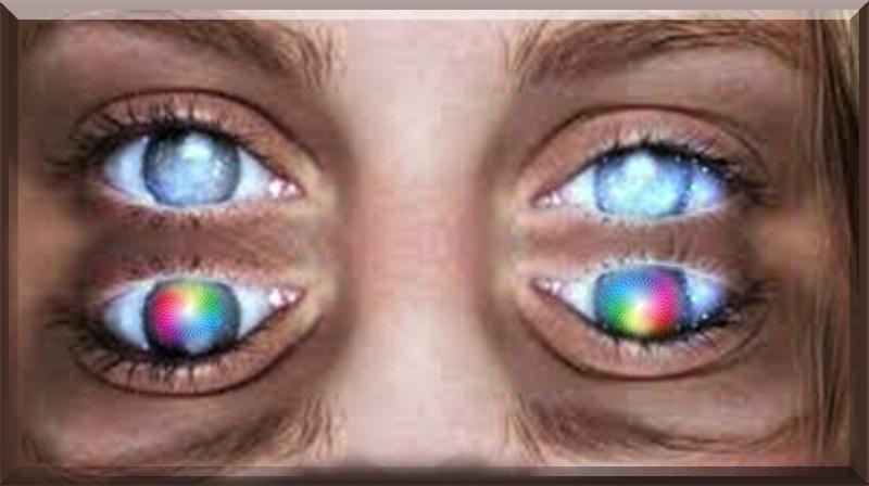 Pessoas cegas não podem ver cores, mas entendem da mesma forma que pessoas com visão