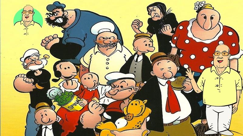 Popeye - Aventuras do Popeye -