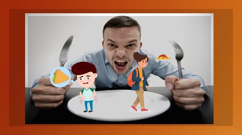 Por que alguns de nós estão com fome o tempo todo