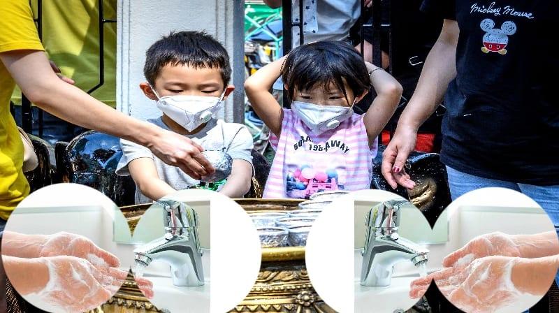 Por que lavar as mãos realmente pode retardar uma epidemia
