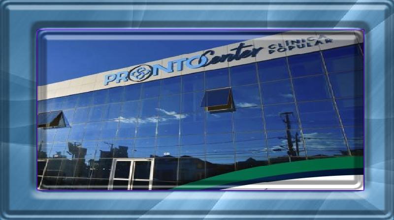 Pronto Center Saúde - Clínica Popular