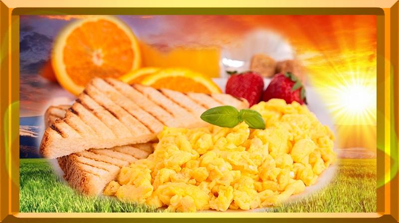 Proteína no café da manhã constrói mais músculos do que proteína no jantar