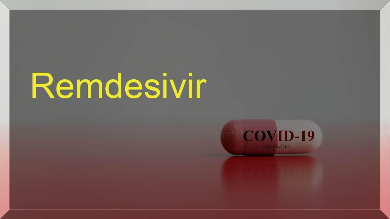 Remdesivir: 'Inibidor muito potente' da SARS-CoV-2?