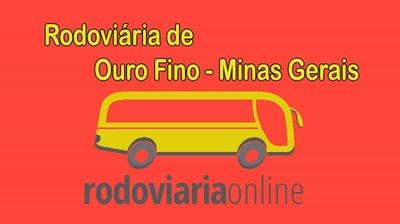Rodoviária de Ouro Fino - Rodoviária Online