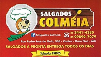 SALGADOS COLMÉIA
