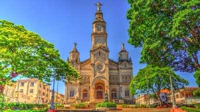 Santuário São Francisco de Paula e N.Sra.de Fátima