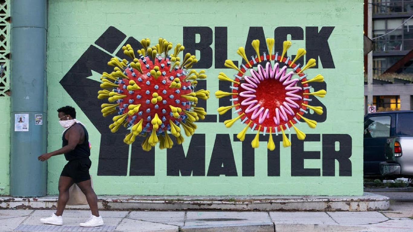 Será que a pandemia de COVID-19 e o Black Lives Matter mudarão a ciência e a sociedade?