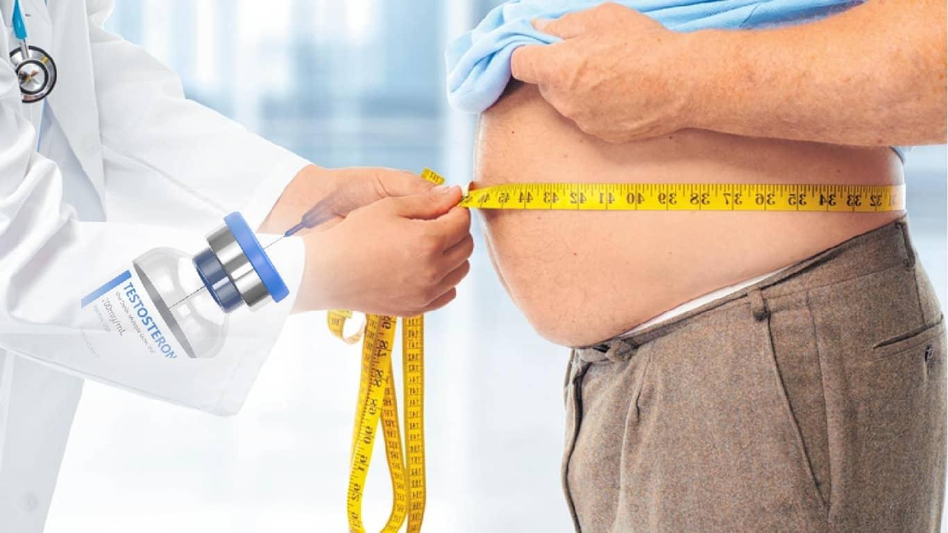 Testosterona como uma possível alternativa à cirurgia para perda de peso