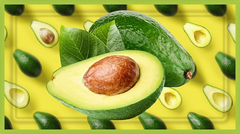 Um novo estudo sugere comer abacate diariamente para um intestino 'feliz'