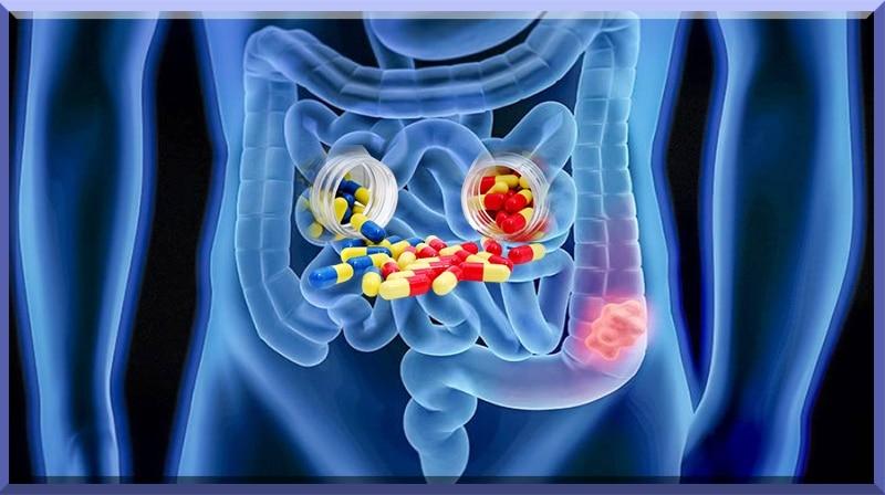 Uso de antibióticos associado ao aumento do risco de câncer colorretal