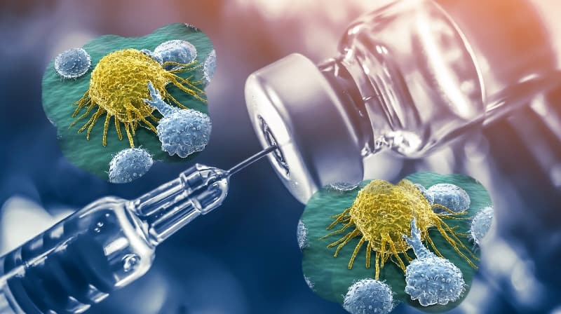 Vacinas contra gripe podem encolher tumores e impulsionar o tratamento do câncer