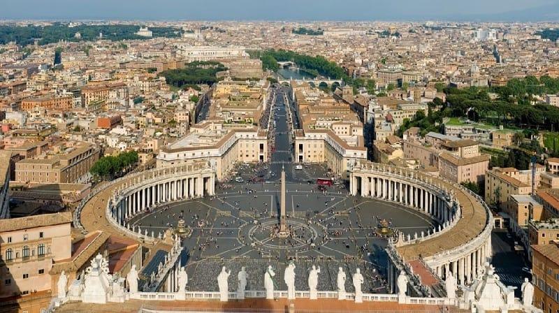 Vaticano - A Santa Sé
