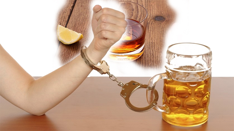 Vício: por que nossos cérebros podem lutar para ignorar o álcool e outros vícios.