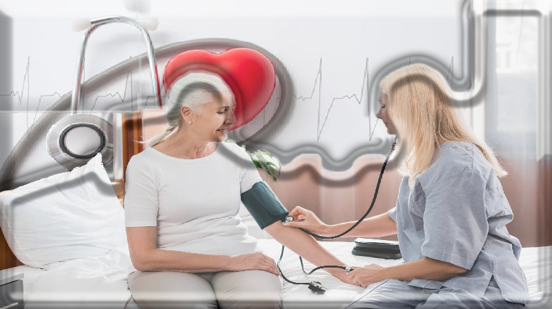 Visitas domiciliares para monitorar hipertensão podem salvar vidas