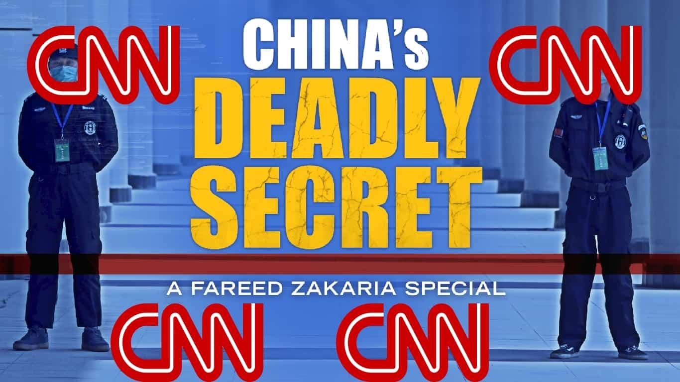 Zakaria investiga o a China sabia e quando...