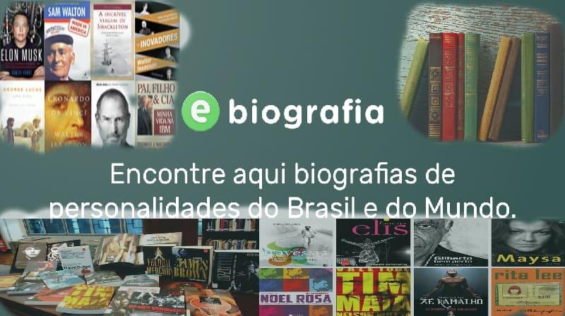 eBiografias - Biografias