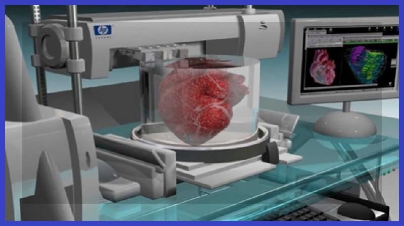 'Bioimpressão' 3D usada para criar a cartilagem do nariz