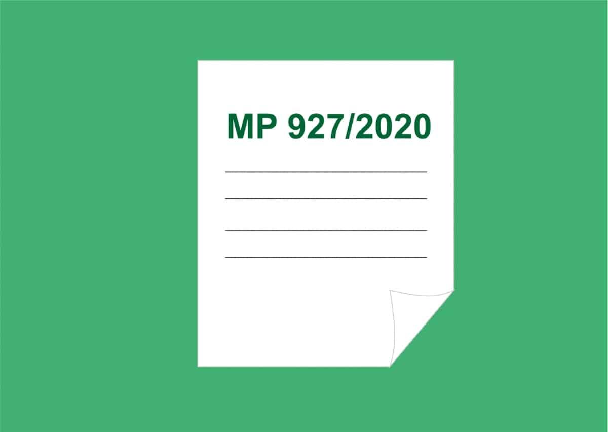 MP 927/2020 não tem mais valor
