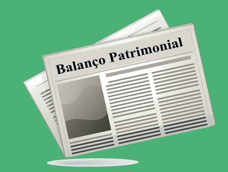 Publicação de Balanços em Jornais