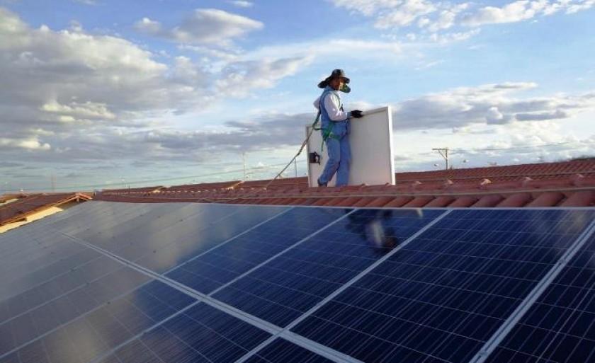 Brasil entra no ranking dos 10 maiores produtores de energia solar no mundo