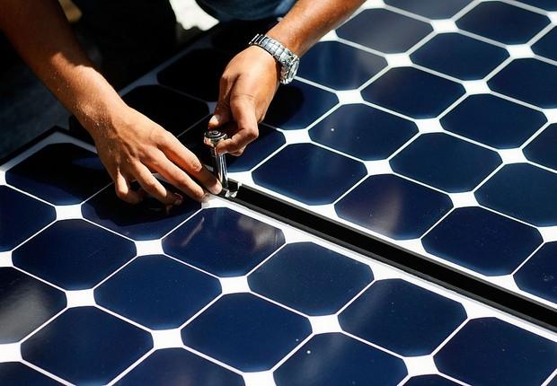 Energia solar: Brasil bate recorde na micro e minigeração