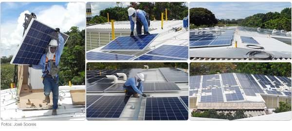 Energia solar da ANEEL será inaugurada na próxima terça-feira (26/6)