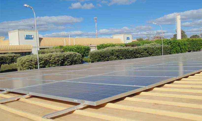 Geração solar dispara para aproveitar regras da energia elétrica