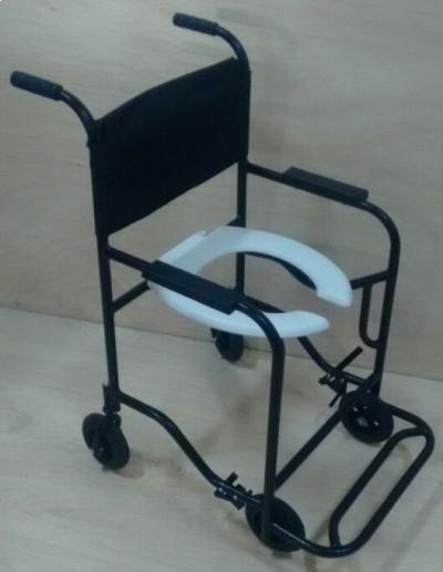 Cadeira p/ Banho Pintada Simples - Foto 1