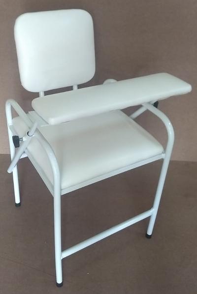 Cadeira p/ Coleta Estofada - Foto 1