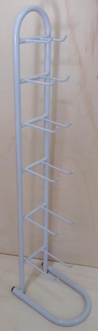 Suporte para Halter Vertical 6 pares - Foto 1