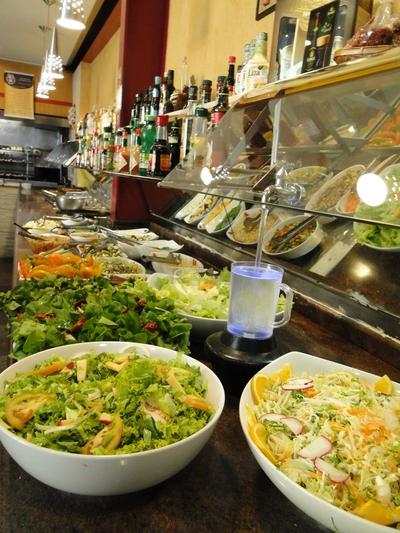 Saladas - Foto 1