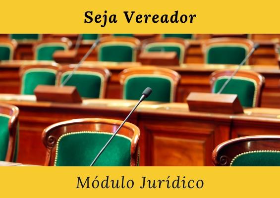 Módulo Jurídico - Seja Vereador