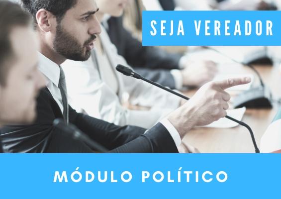 Módulo Político - Seja Vereador