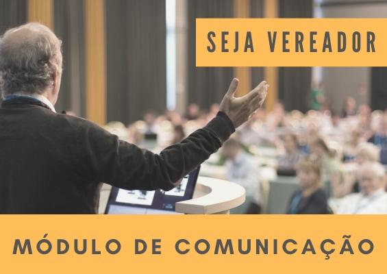 Módulo de Comunicação - Seja Vereador