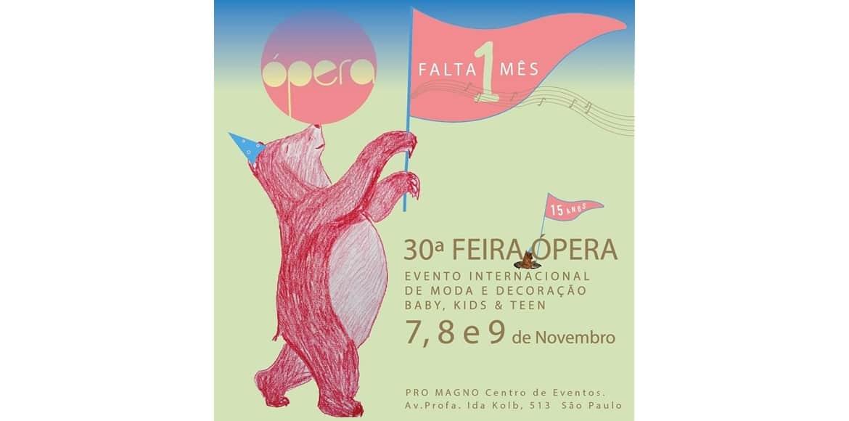 30ª Feira Opera / Evento Internacional