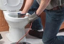 Desentupimento vaso sanitário