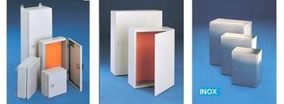 Caixa Inox e Painéis de Comando - Foto 1