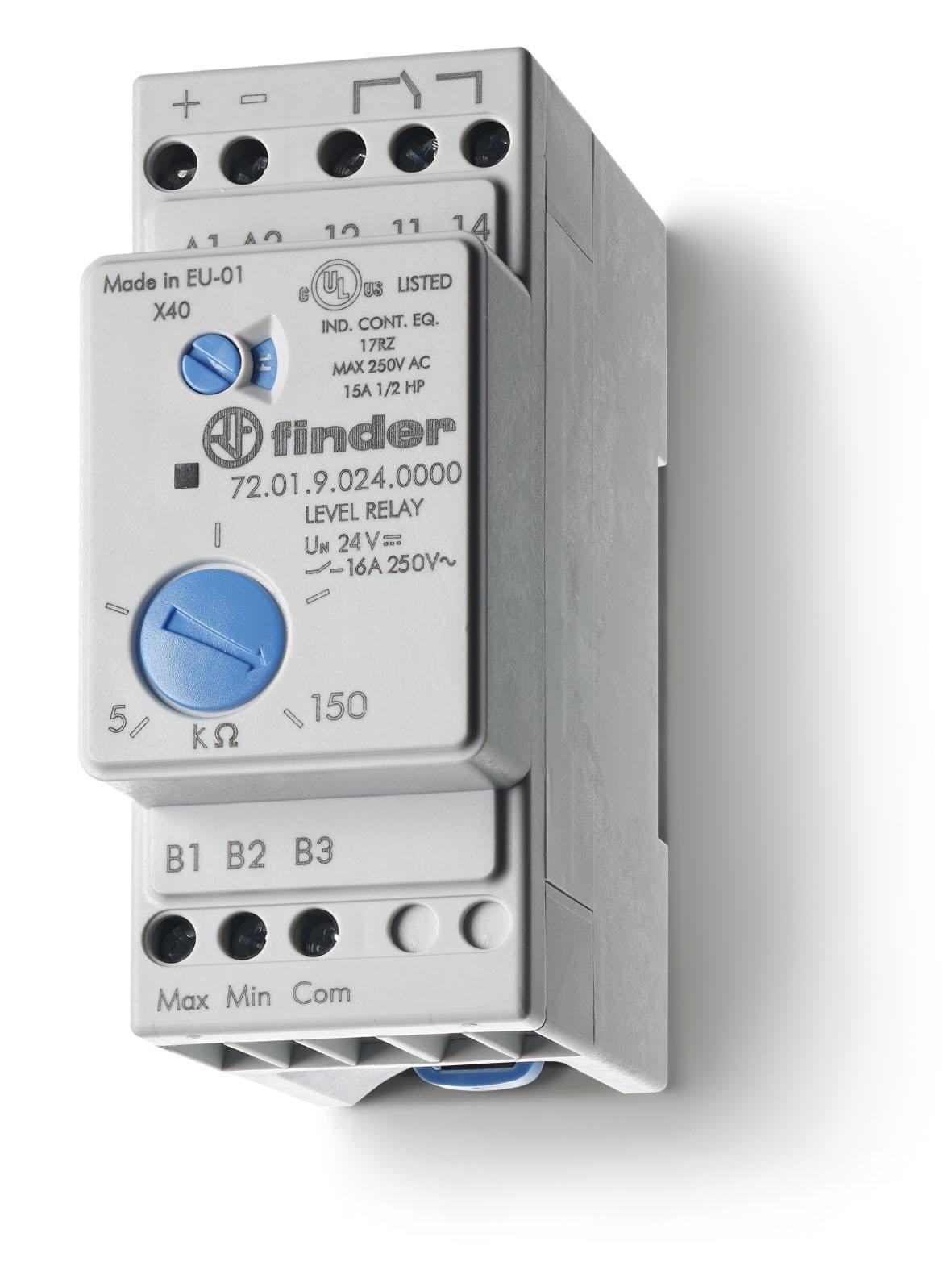 Finder: Relés,fontes,termostato - Foto 17