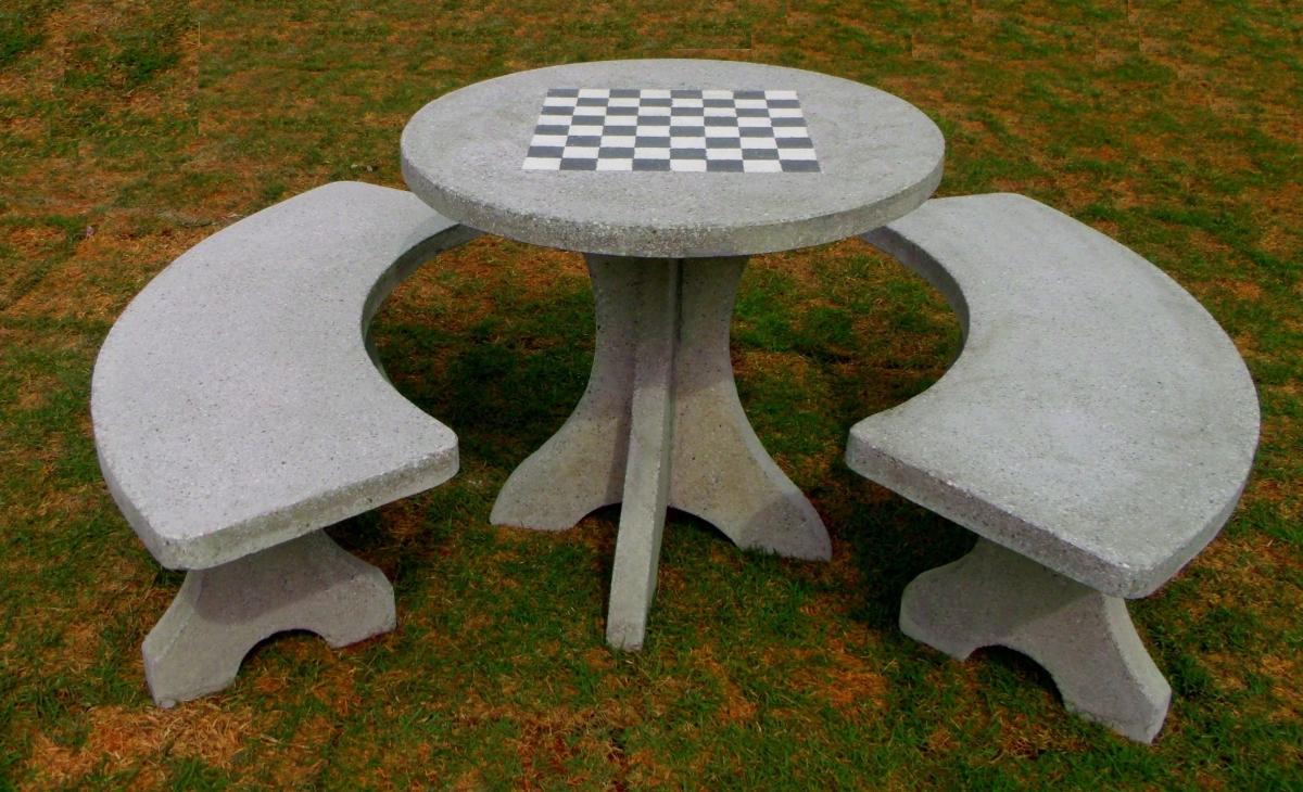 Conjunto de mesa redonda 0,80 m - Foto 1