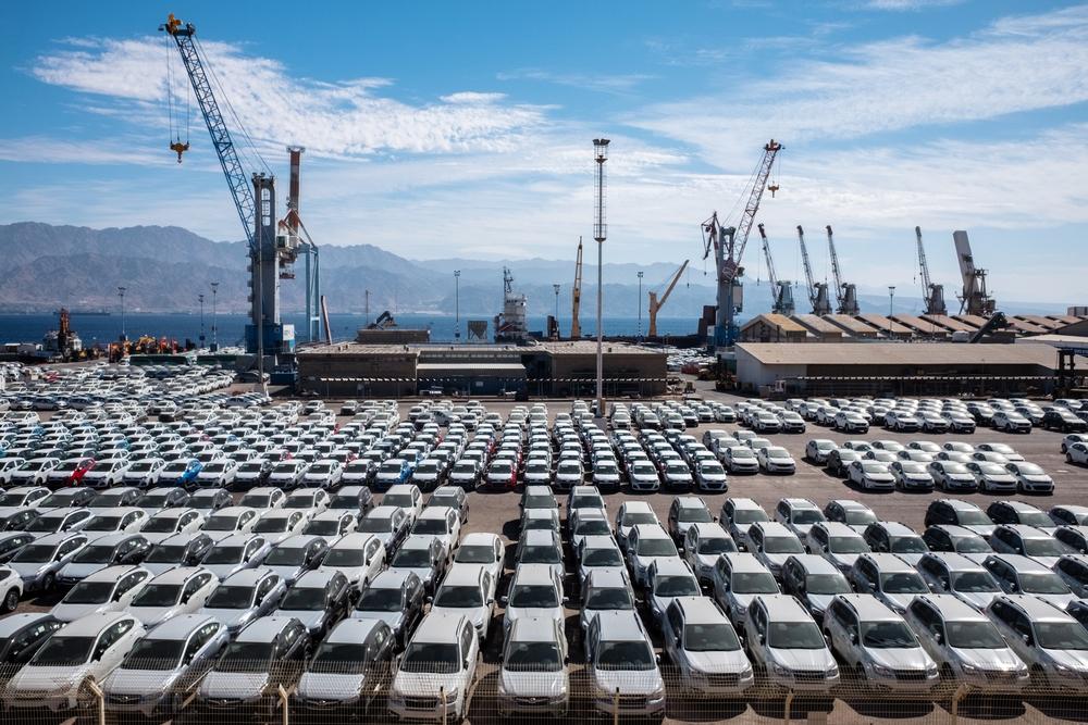 Venda de carros importados cresceu 23% em agosto