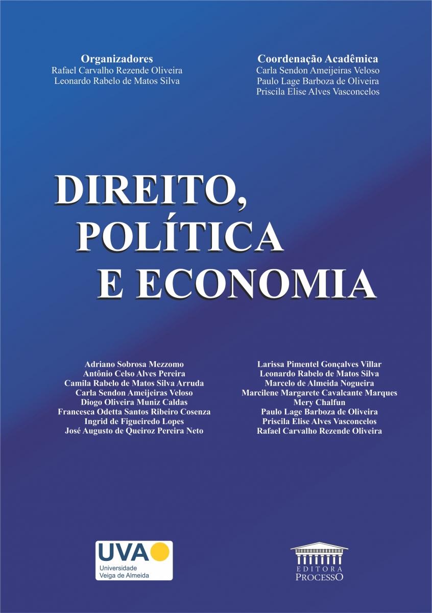 DIREITO, POLÍTICA E ECONOMIA